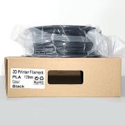 Filamento PLA Opaco Premium VersaMídia 3D  1.75mm 1Kg / Preto - Cód.11503