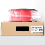 Filamento PLA Opaco Premium VersaMídia 3D  1.75mm 1Kg / Vermelho - Cód.11530