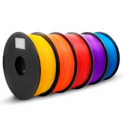 Filamento PLA Premium VersaMídia 3D  1.75mm 1Kg / Cores opacas cód. 11502 a 11530