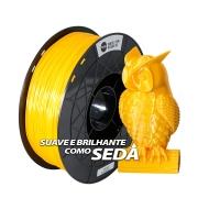 Filamento ST-PLA Amarelo Silk 1.75 1Kg CCTREE