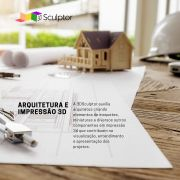 Impressão 3D FDM Sob Demanda 3DSculptor