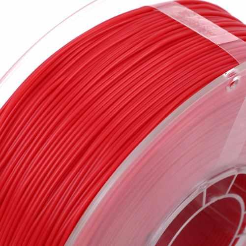 Filamento Pla Vermelho 1.75 0.03 Premium 1kg Impressão 3d BOBINA RECARREGÁVEL
