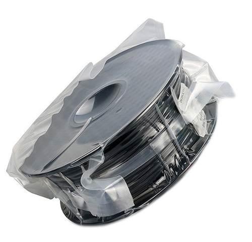 Filamento ABS Premium VersaMídia 3D Preto 1.75mm 1Kg