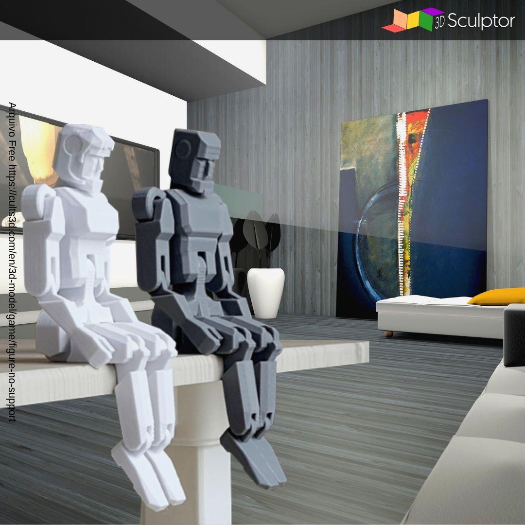 3DSculptor Impressão 3D