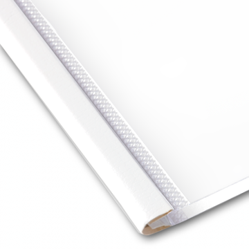 Capas Crystal Paper  A4 para Encadernação Térmica.  cx 20 un.