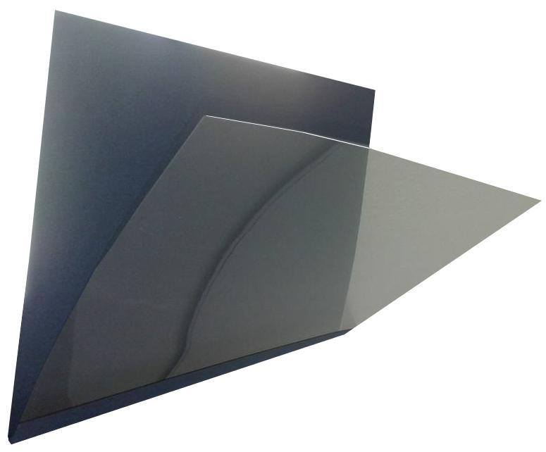 Capas Crystal Paper  A4 para Encadernação Térmica.  cx 50 un.  cód. 50000