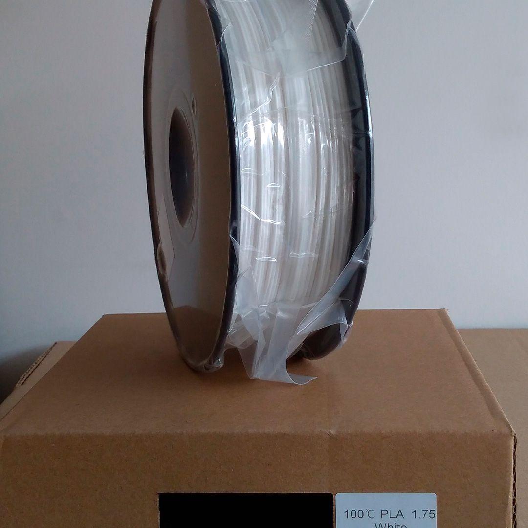 FILAMENTO H-PLA 1.75mm 1Kg  Alta Resistência  Térmica (100°C) Impressão 3D