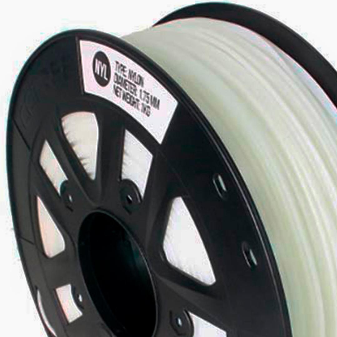 Filamento NYLON Branco 1.75 1Kg CCTREE