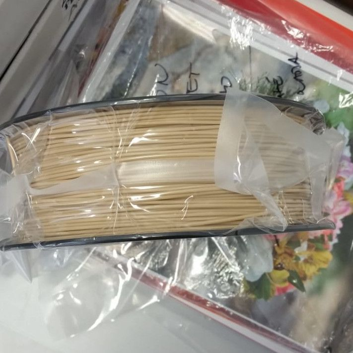 Filamento PLA cor Wood Madeira  VersaMídia 3D Premium  1.75mm Black Spool  - 11520