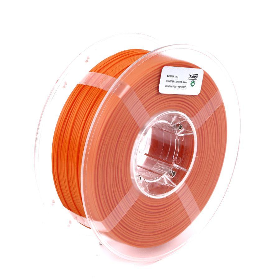Filamento PLA  Fluorescente Bobina RECARREGÁVEL 1.75mm 1Kg Impressão 3D