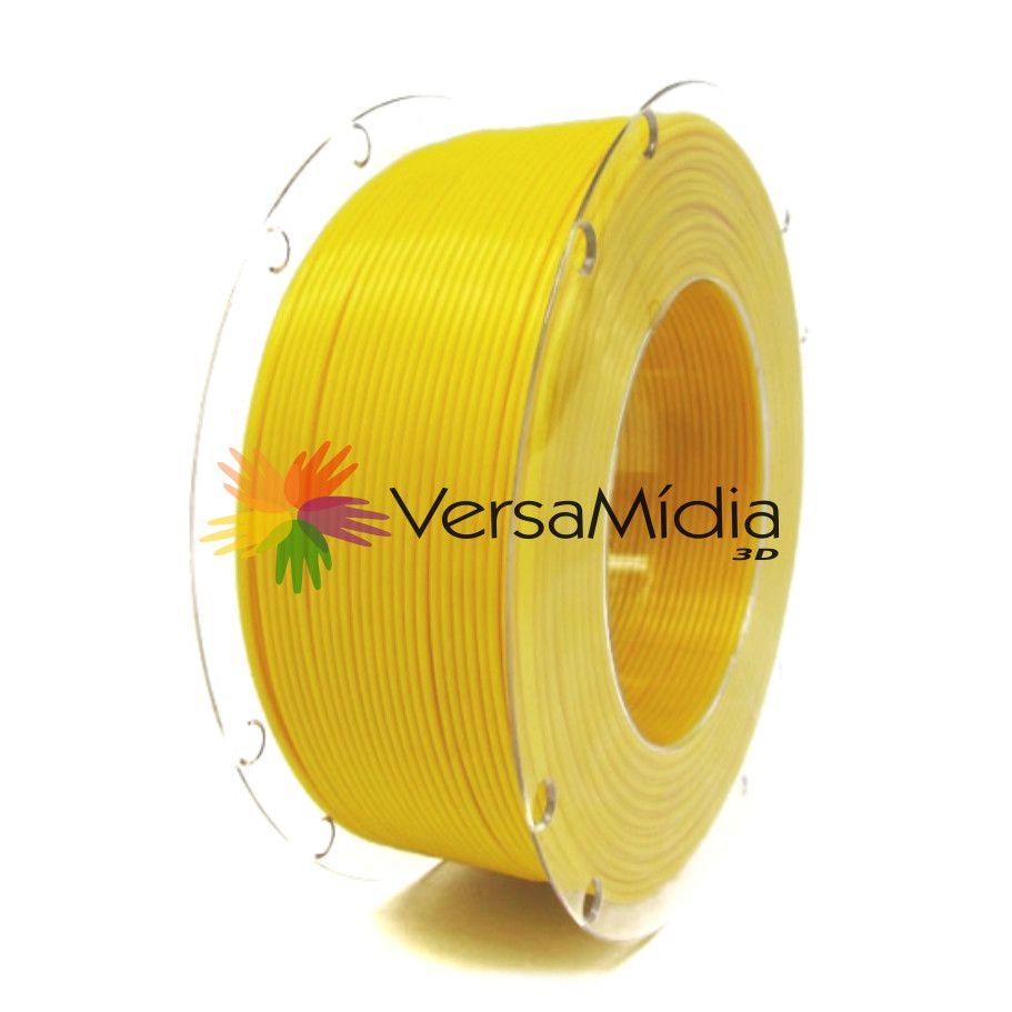 Filamento PLA  Fluorescente 1.75mm 1Kg  Impressão 3D Bobina Convencional