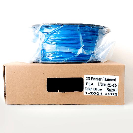 Filamento PLA Opaco Premium VersaMídia 3D  1.75mm 1Kg /  Azul - cód.11528