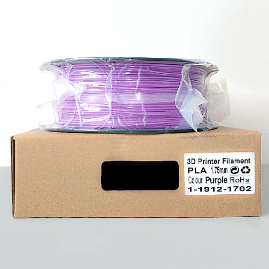 Filamento PLA Opaco Premium VersaMídia 3D  1.75mm 1Kg / Roxo claro - Cód.11505