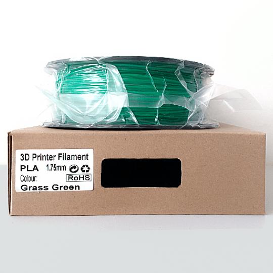 Filamento PLA Opaco Premium VersaMídia 3D  1.75mm 1Kg / Verde escuro - Cód. 11532