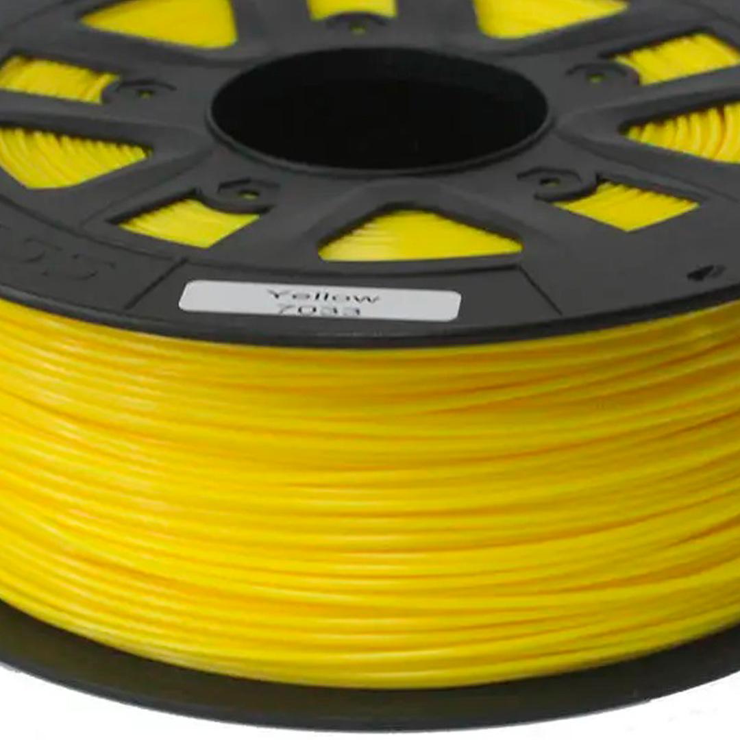 Filamento ST-ABS  Amarelo 1.75 1Kg