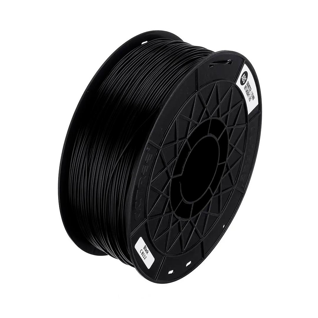 Filamento ST-ABS Preto 1,75 1KG