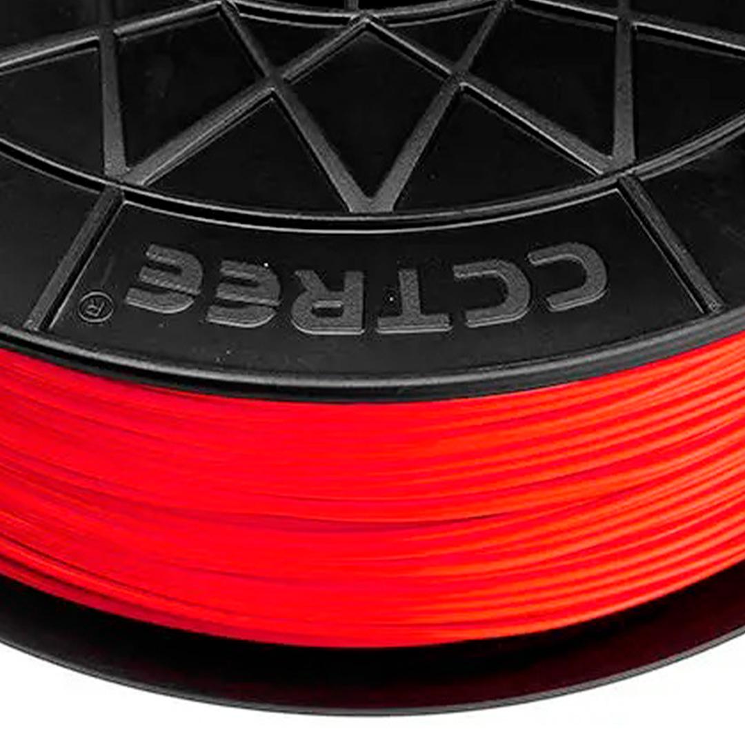 Filamento ST-ABS Vermelho 1,75 1Kg