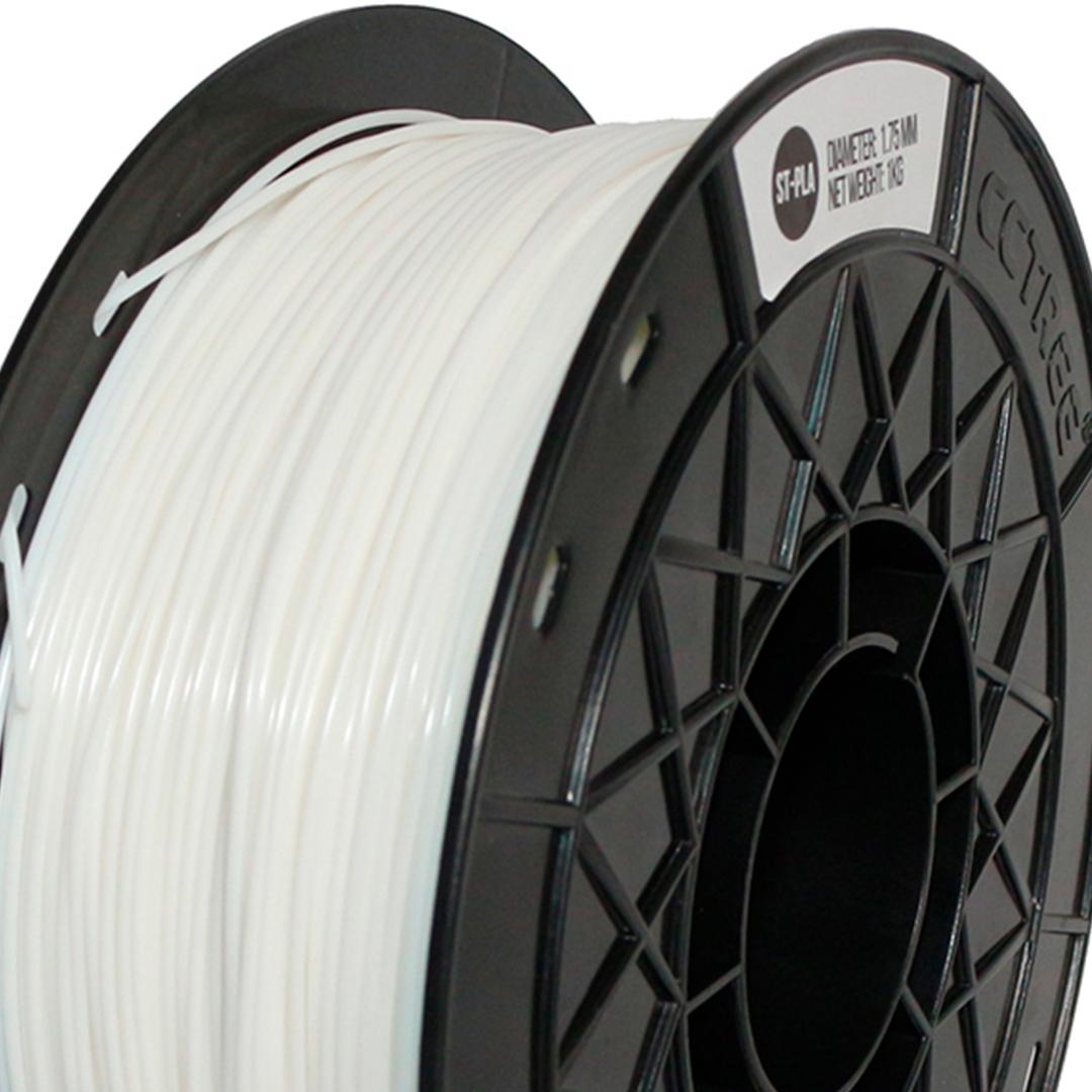 Filamento ST-PLA Branco 1.75 1Kg