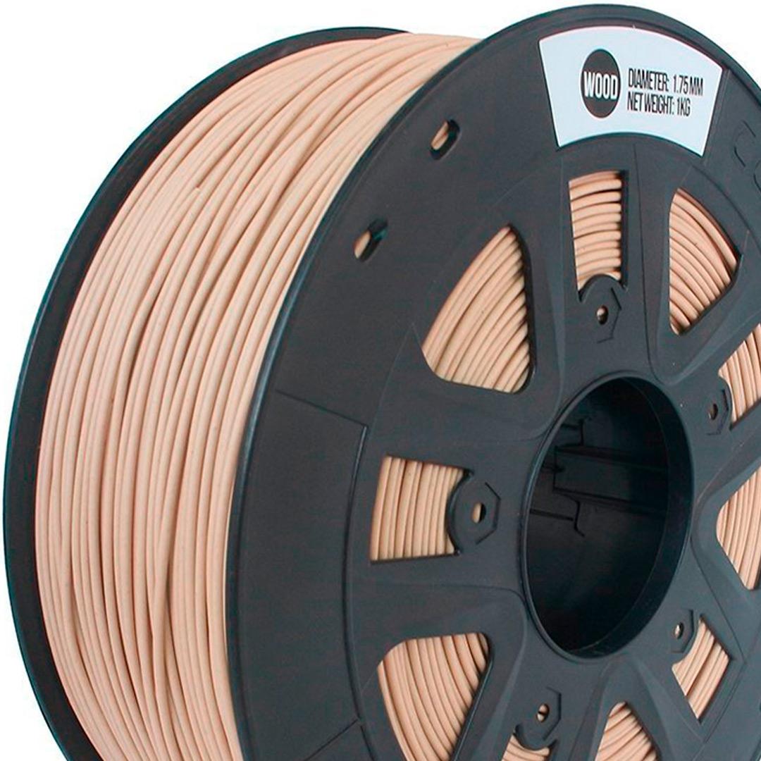 Filamento ST-PLA Madeira 30% 1.75 1Kg