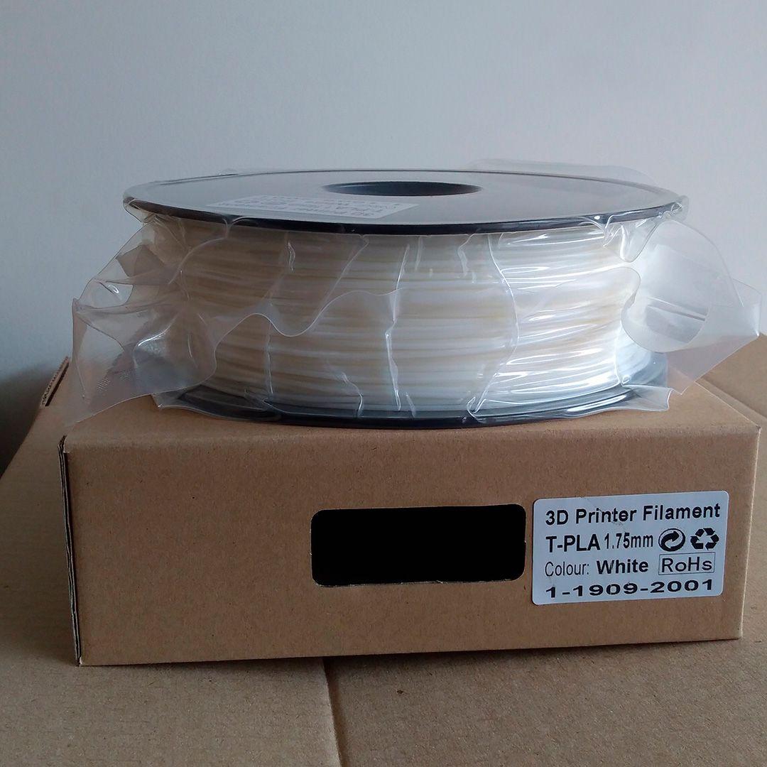 Filamento T-PLA ( + Rigidez e Resistência ) Impressão 3D