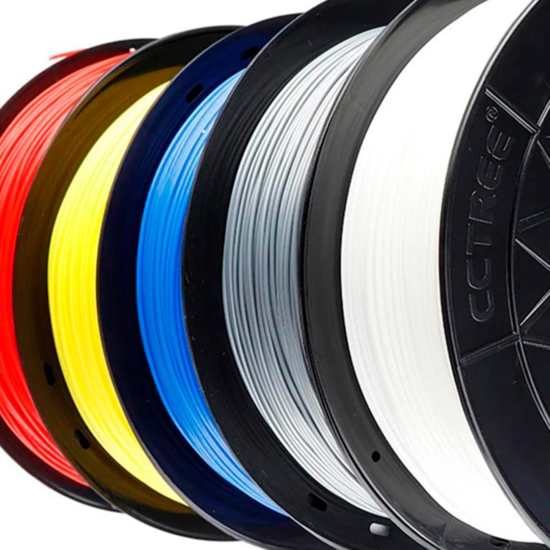 Filamentos ST-PLA ( Várias Cores ) 1.75 1Kg