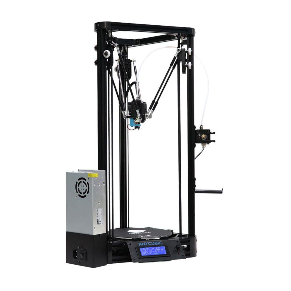 Impressora 3D Anycubic Delta Kossel Pulley VersaMídia 3D DIY