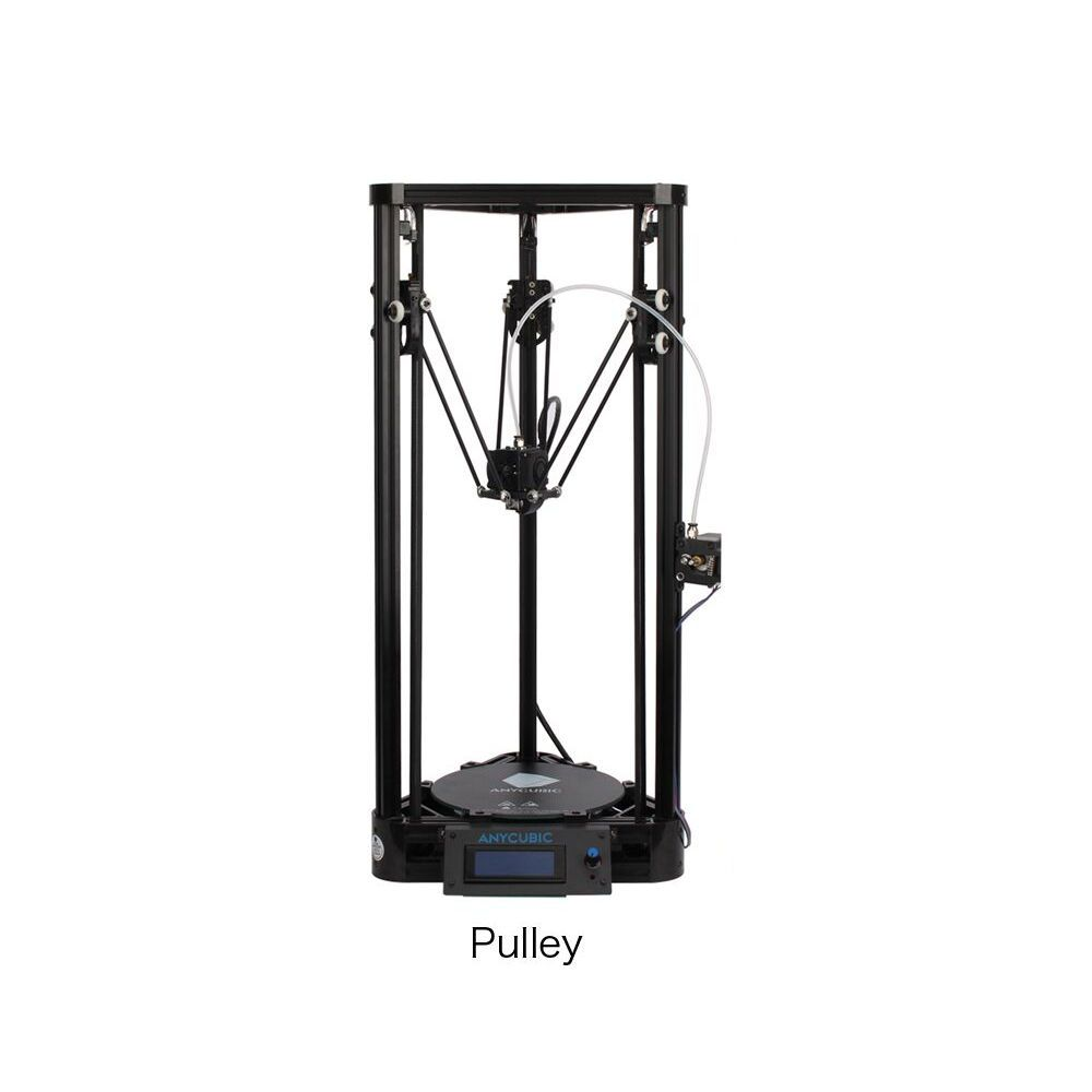 Impressora 3D Anycubic  Kossel Pulley  - Nivelamento Automático