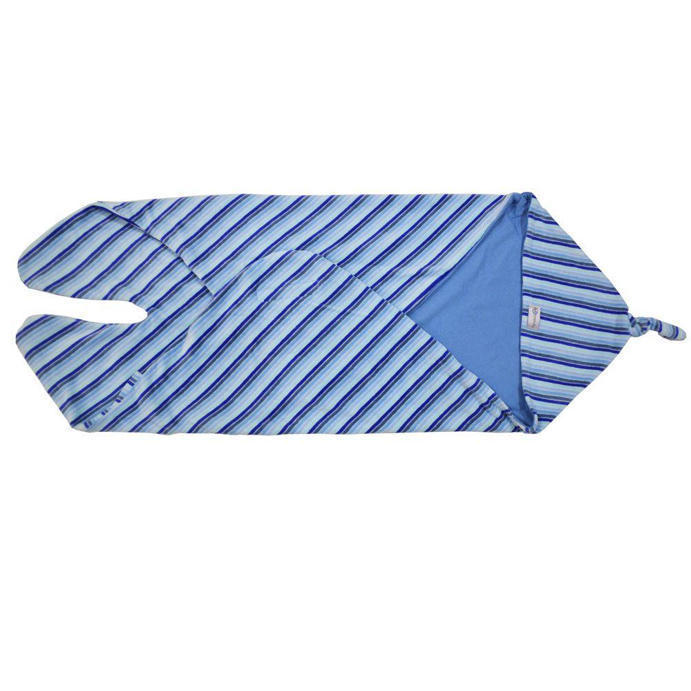 Baby Wrap Azul - BBtrends