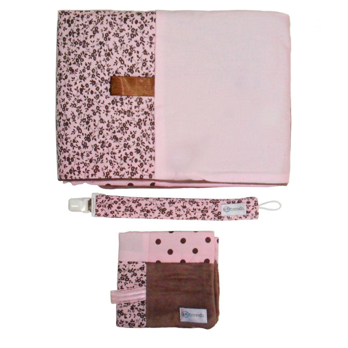 Kit Fashion Rosa - BBtrends