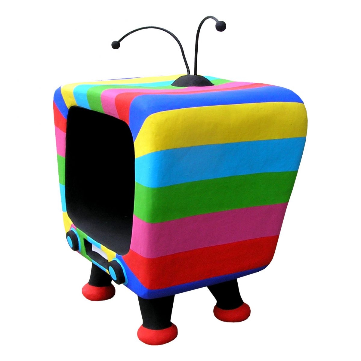 TV Set - (Peça de Mostruário ) - FunArt - Mostruario