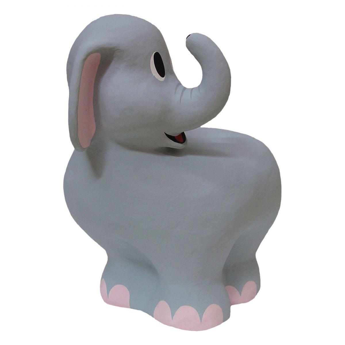 Cadeira Animal Elephant (Peça de Mostruário) - FunArt