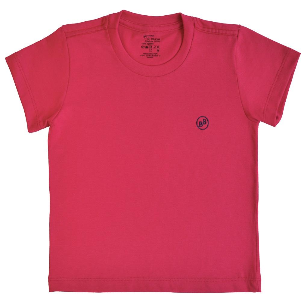 Camiseta Essencial Vermelho