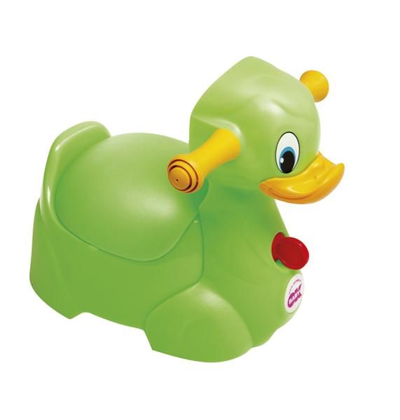Penico para Bebês Quack - Verde