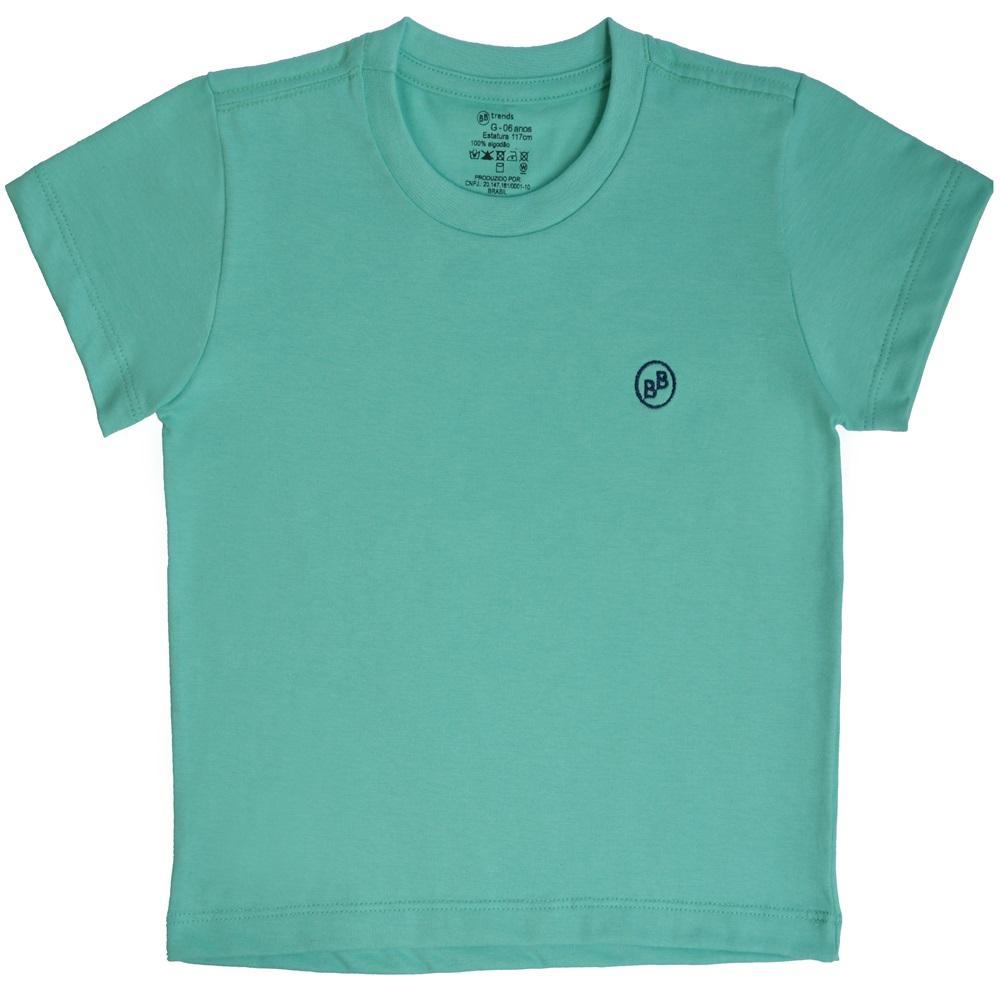 Camiseta Essencial Verde