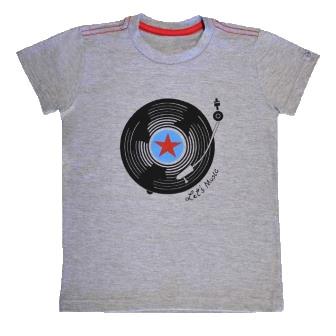 Camiseta Funny Vinil Mescla
