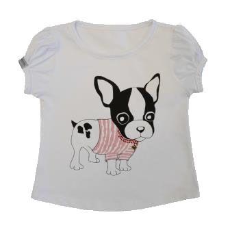 Camiseta Funny Puppy