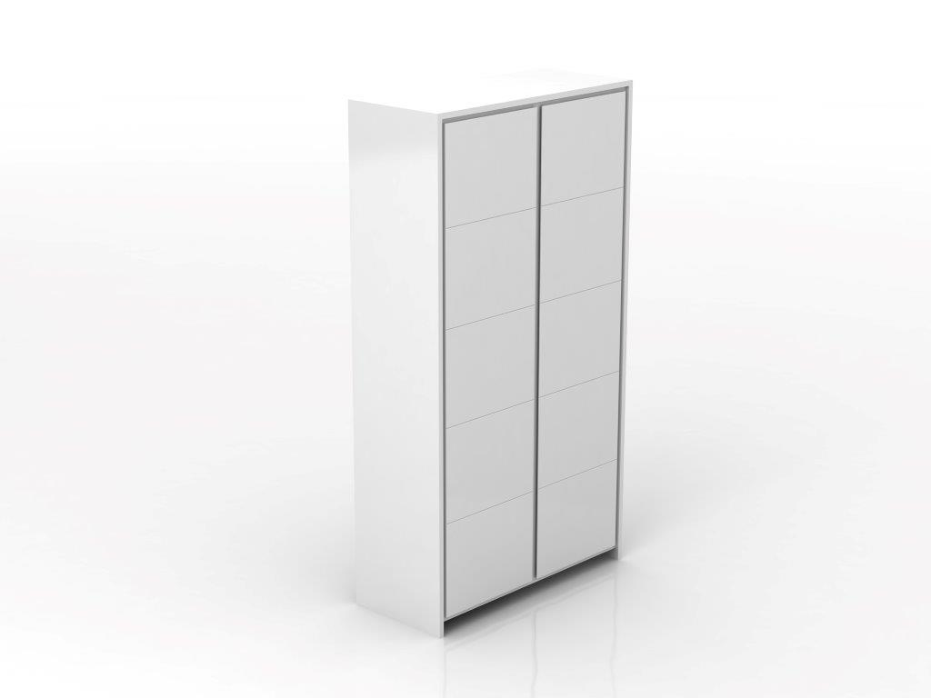 Linha Beabá - Armário 2 portas - Branco