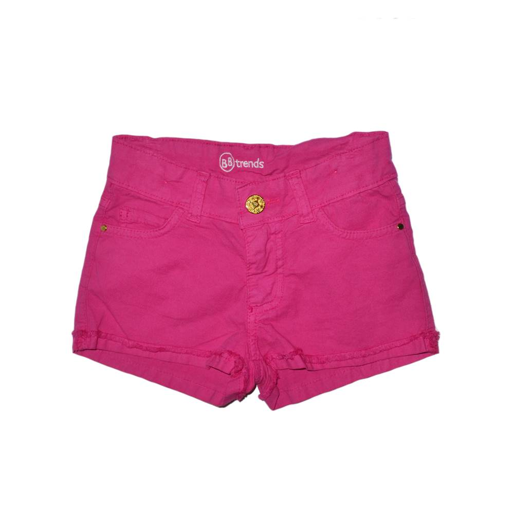 Short Malibu - Rosa Kids