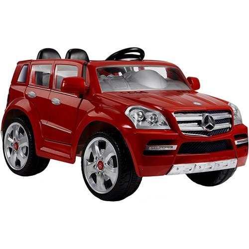 Mercedes Benz - Vermelha - Biemme