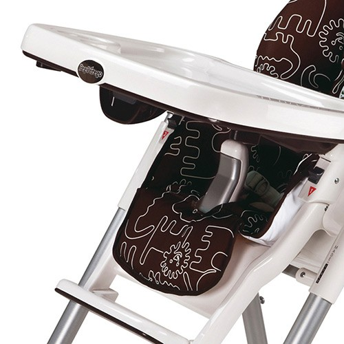 Cadeira de Alimentação Prima Pappa Dinner - Savana Cacao