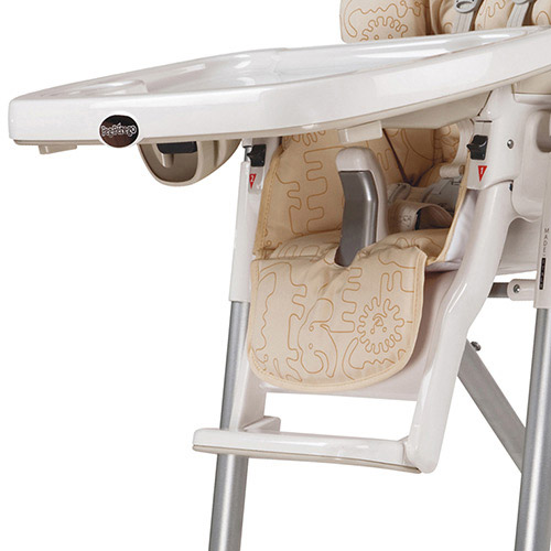 Cadeira de Alimentação Prima Pappa Dinner - Savana Beige