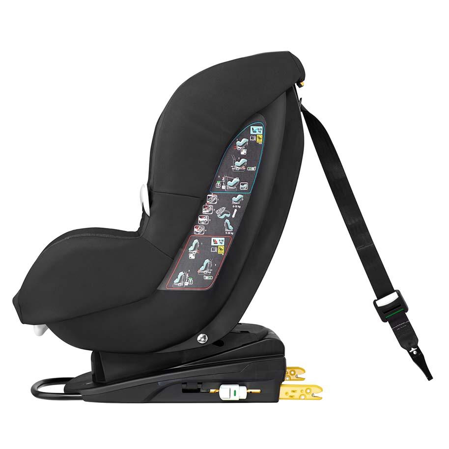 Cadeira Milofix - BLACK - Maxi Cosi