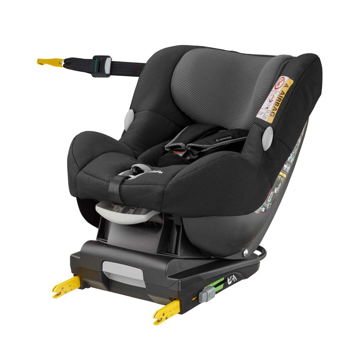 Cadeira Milofix Black - 0 à 18 Kg - Maxi Cosi
