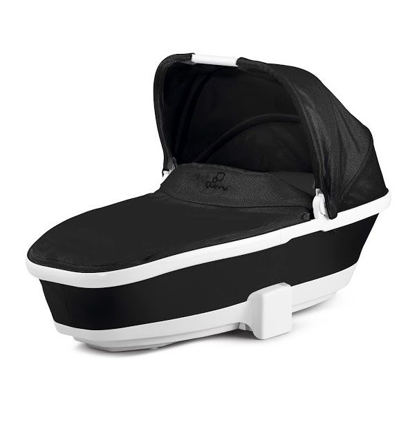 Moisés Foldable Carrycot - Black Irony - Quinny