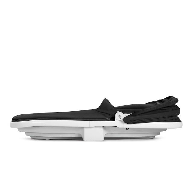 Moisés Foldable Carrycot - Black Irony - Quinny