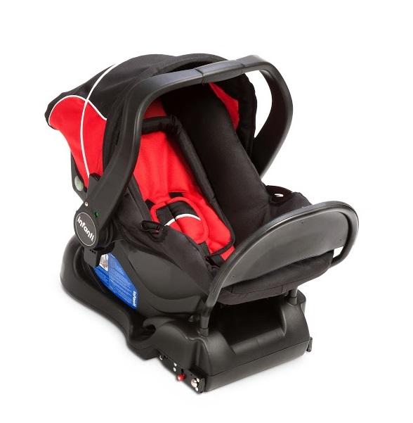 Bebê Conforto - Terni - Red Lava - INFANTI