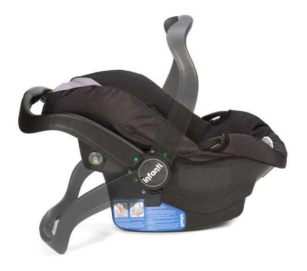 Bebe Conforto Terni - 0 à 13 Kg - Grafito - INFANTI