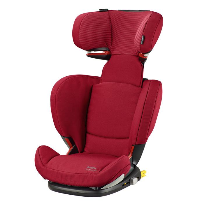 Cadeira Rodifix AirProtect- Robin Red - 15 a 36kg - Maxi Cosi