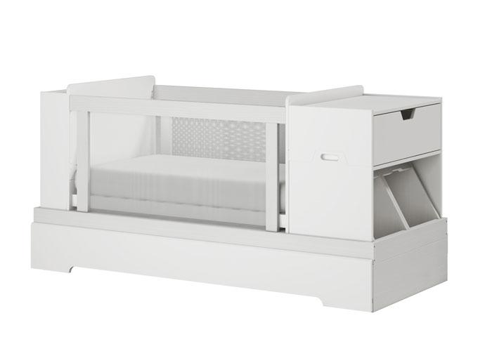 Linha MultiFun - Kit Cama auxiliar MultiFun - Branco