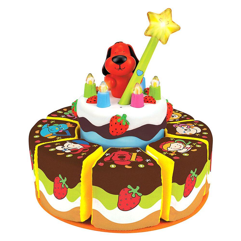 Bolo Happy Birthday